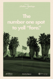 Jetblue: Fore Outdoor Advert by MullenLowe New York
