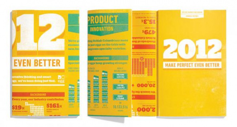 BC Egg Marketing Board: Make Perfect Even Better, 2 Design & Branding by DDB Vancouver