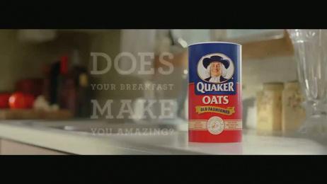Quaker Oats: Wake Up Film by Juniper Park \ TBWA