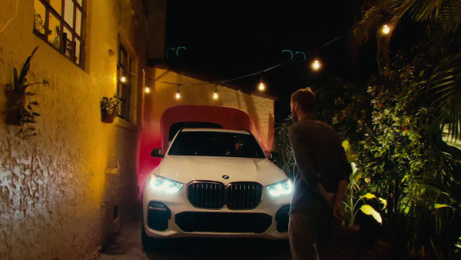 BMW: The Ultimate Drive-in Machine Film by Goodby Silverstein & Partners San Francisco, Greenpoint Pictures