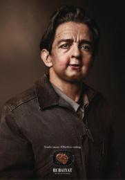 Steakhouse Rubaiyat: Tender Meat, 1 Print Ad by Lew'Lara\TBWA Sao Paulo