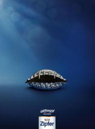 Zipfer: Urtypisch Halloween Print Ad by DDB Wien