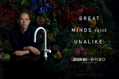 Brizo: Jason Wu for Brizo, 4 Print Ad by Young & Laramore