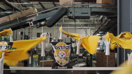 Tostitos: Steelers Film by Goodby Silverstein & Partners San Francisco