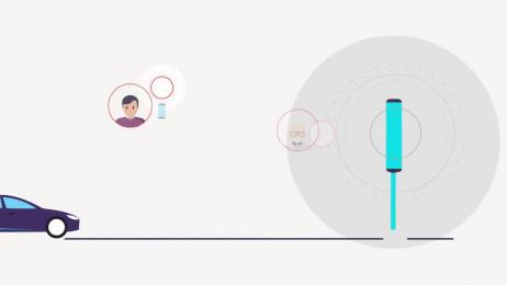 oneFactor: Smart Outdoor Outdoor Advert by Media Direction