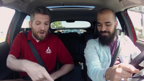 Mitsubishi: Freestyle Test Drive Film by Butler, Shine, Stern & Partners San-Francisco