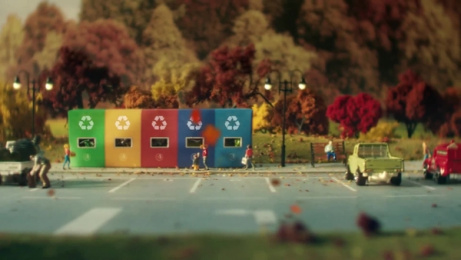 Santander Bank : Small Changes Film by Porta Santiago