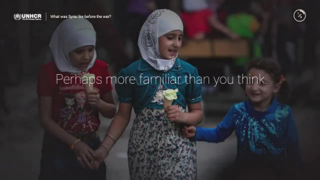 UNHCR  (United Nations High Commission For Refugees): Searching For Syria Film
