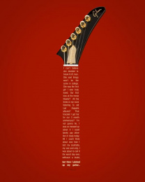 Gibson Guitars: Worst Day Ever - Girlfriend Print Ad by Miami Ad School New York