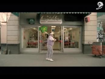 Sorteos Del Trebol: STREET CLEANER Film by Vale Euro Rscg Mexico, Unidad 59