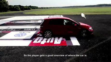 Volkswagen: GTI BANNERBAHN (Making of) Making of by Achtung! Amsterdam