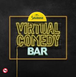 Savanna: Savanna Virtual Comedy Club, 3 Digital Advert by Grey Worldwide South Africa