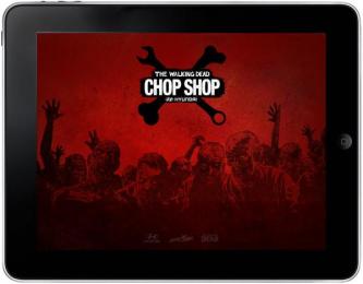 Hyundai: The Walking Dead Chop Shop, 3 Digital Advert by Initiative, Innocean USA