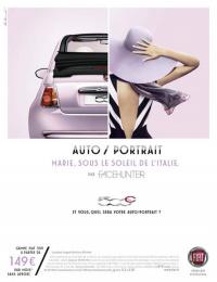 Fiat 500: FIAT 500 C, 2 Print Ad by Leo Burnett USA