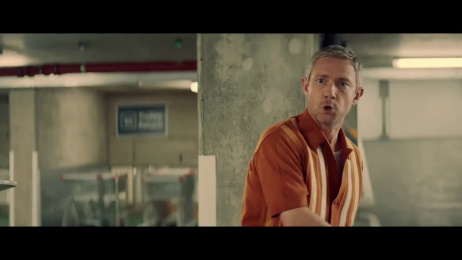 Vodafone: The Chase Film by Ogilvy & Mather London