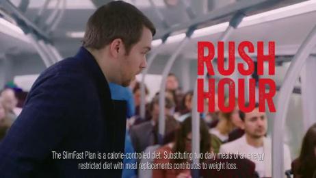 Slim Fast: Works for Me Film by HeyHuman London