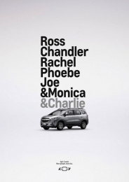 Chevrolet: Endless Possibilities, 2 Print Ad by WMcCann Sao Paulo