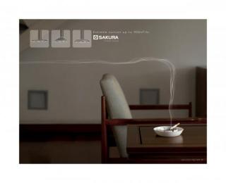 Energy Trading Company: CIGARETTE Print Ad by Cheil Hong Kong