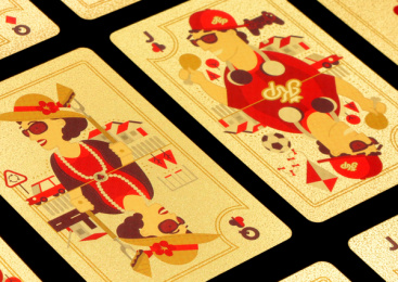 King Price Insurance: Playing Cards, 4 Print Ad by Xfacta Consulting Service