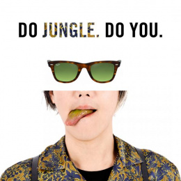 Ray-ban: Jungle Print Ad by RXM Creative New York