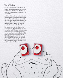 Oxo: Toad in the hole Print Ad by J. Walter Thompson London, RM2