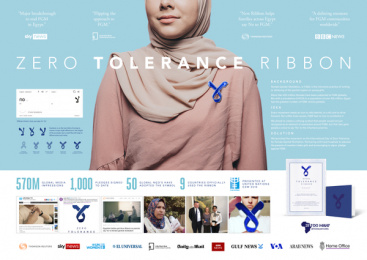 28 Too Many: Zero Tolerance Ribbon, 2 Print Ad by Impact BBDO Dubai, Impact Porter Novelli Dubai