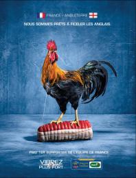 Pmu: Euro 2012 Print Ad by Publicis Conseil Paris, ZenithOptimedia Paris