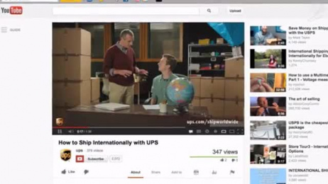 UPS: FLYPAPER [video] Case study by Ogilvy & Mather New York