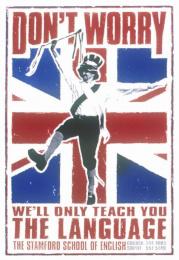 Stamford School Of English: MORRIS DANCERS Print Ad by Cdp-travissully