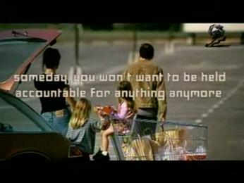 Mobicarte Pre-paid Mobile Phone: TOUT EST FINI ... (FEMME)/IT'S ALL OVER ... (WOMAN) Film by Lowe Strateus Paris