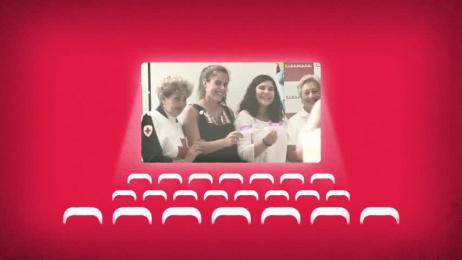 Chilean Red Cross: Bloody Monday  Digital Advert by J. Walter Thompson Santiago
