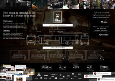 Mercedes-Benz: Mercedes-Benz Print Ad by Moma Propaganda