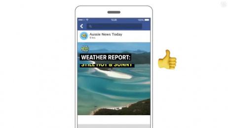 Tourism Australia: Aussie News Today [case study] Digital Advert by Clemenger BBDO Sydney