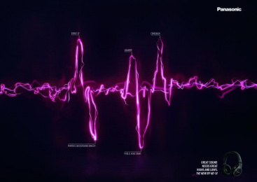 "Panasonic: Highs & Lows ""Britney"" Print Ad by Proximity Germany"