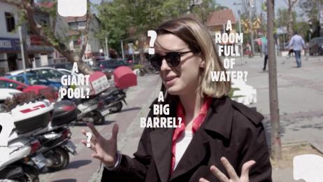 Beko: The Aquaboard Outdoor Advert by Mccann Istanbul