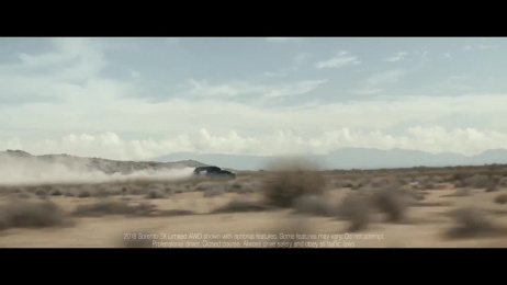 Kia Sorento: Out of Nowhere Film by David&Goliath, Smuggler