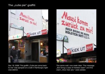Holsten: CUTIE PIE Outdoor Advert by Scholz & Friends Hamburg