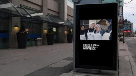 Chevrolet: The Canadian Dream [image] 1 Outdoor Advert by MacLaren McCann Toronto, Soft Citizen