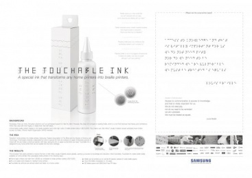 Samsung: Touchable Ink Design & Branding by J. Walter Thompson Bangkok, The Film Factory