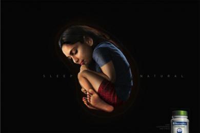Sharandhar: Sleep natural, 2 Print Ad by Xebec Communications Pune India