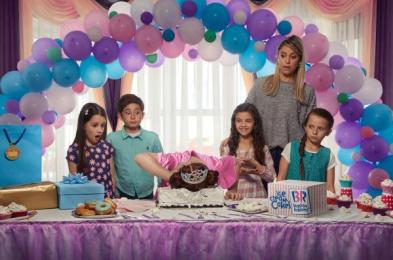Baskin Robbins: Pink Print Ad by Ogilvy & Mather Bogota