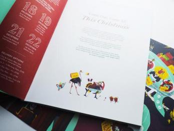 Fortnum & Mason: Brochure, 5 Design & Branding by Otherway
