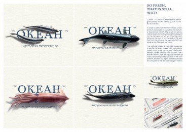 Ocean: So Fresh, That Is Still Wild [image] Design & Branding by Jekyll & Hyde