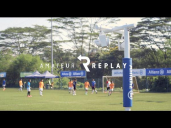 Allianz: Amateur Replay, 1 Digital Advert by Ogilvy & Mather Singapore, The Prosecution Film Company