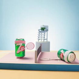 7-up: Personalidades Film by Impero
