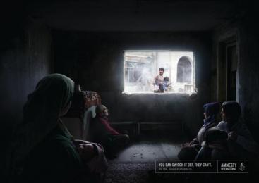 Amnesty International: Child Print Ad by H&O, Ogilvy & Mather Frankfurt