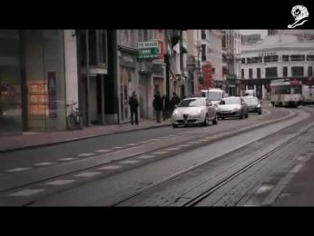 Alfa Romeo Mito: SHIFT SMOOTHLY Promo / PR Ad by Duval Guillaume Modem Antwerp
