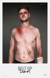 New Zealand Transport Agency (NZTA): Belted Survivors - James McDonald Print Ad by Clemenger BBDO Wellington
