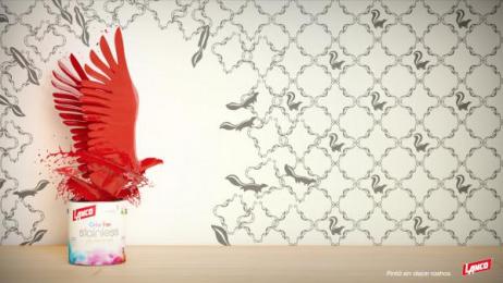 Lanco: Eagle Print Ad by Teah 720