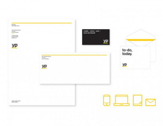 Yellow Pages/ YP: The New Way To Do, 3 Design & Branding by Interbrand Group